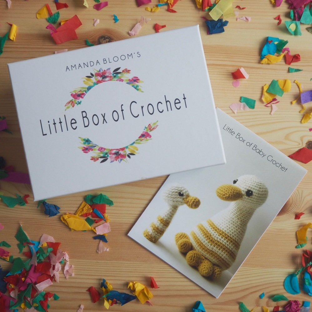 Little Box of Baby Crochet